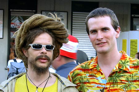 Rast-Typ und Gerrit