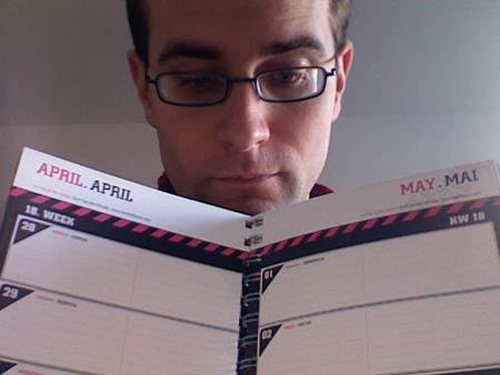 Web Designer�s Calendar